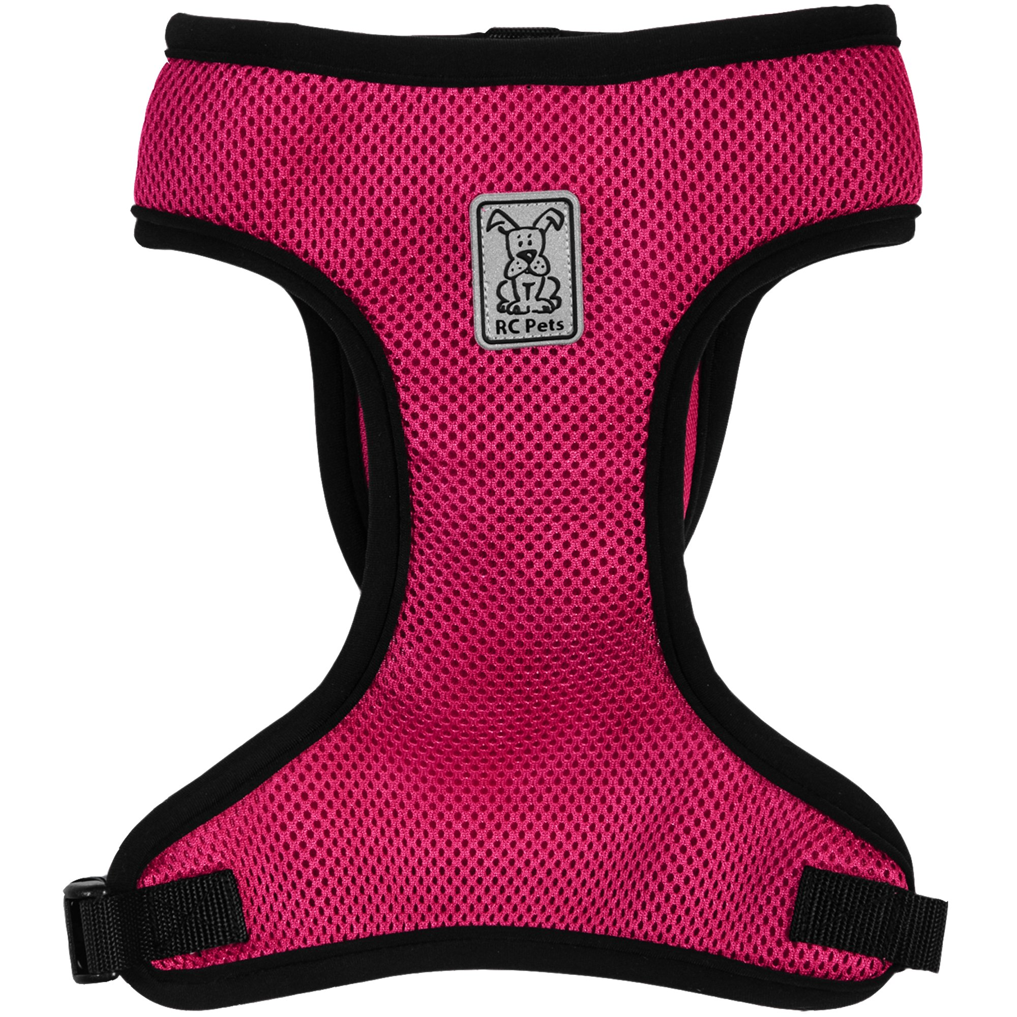 RC Pet Products Cirque Raspberry Dog Harness