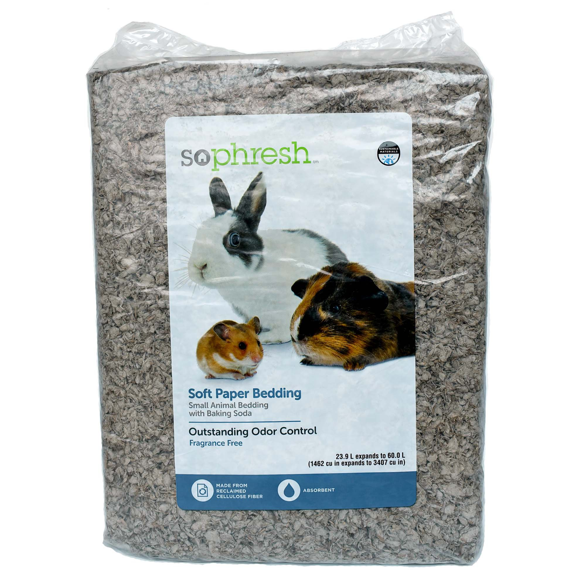 Can i use normal paper as bedding for my rabbit?