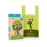 Earth Rated PoopBags Unscented Handle-Tie Dog Waste Bags