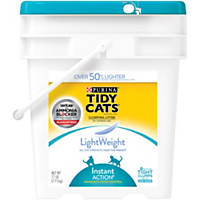 Tidy Cats Light Weight Instant Action Clumping Cat Litter