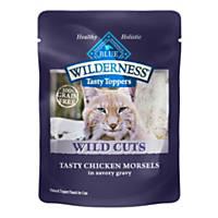 Blue Buffalo Wild Cuts Chicken Cat Food Pouch