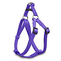 Good2Go Easy Step-In Purple Comfort Dog Harness
