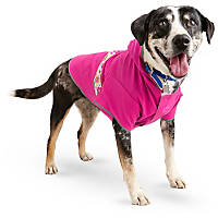 Good2Go Reversible Pink Dog Raincoat