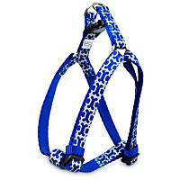 Good2Go Reflective Blue Bone Comfort Dog Harness