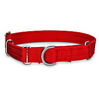 Good2Go No-Slip Red Martingale Dog Collar