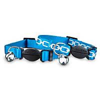 Good2Go Blue Link Breakaway Cat Collars