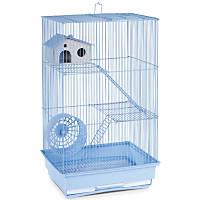 Prevue Hendryx Three Story Light Blue Small Animal Cage