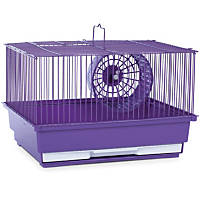 Prevue Hendryx Single Story Purple Small Animal Cage