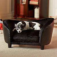 Enchanted Home Pet Ultra Basketweave Plush Dog Bed
