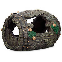 Imagitarium Aquatic Decor Barrel Ornament