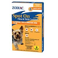 Zodiac Spot On Flea & Tick Control