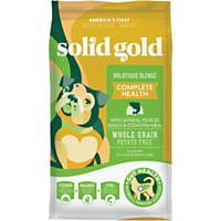 Solid Gold Holistique Blendz Oatmeal, Pearled Barley & Ocean Fish Meal Adult Dog Food