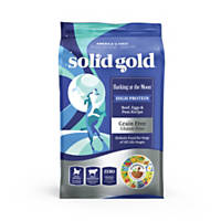 Solid Gold Barking at the Moon Beef, Eggs & Peas Grain Free Adult Dog Food