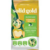 Solid Gold Holistique Blendz Oatmeal, Pearled Barley & Ocean Fish Meal Adult Dog Food