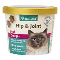 NaturVet Hip & Joint Cat Supplement