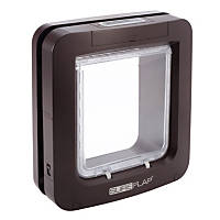 SureFlap Microchip Pet Door in Brown