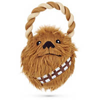 STAR WARS Chewbacca Plush Dog Tug Toy
