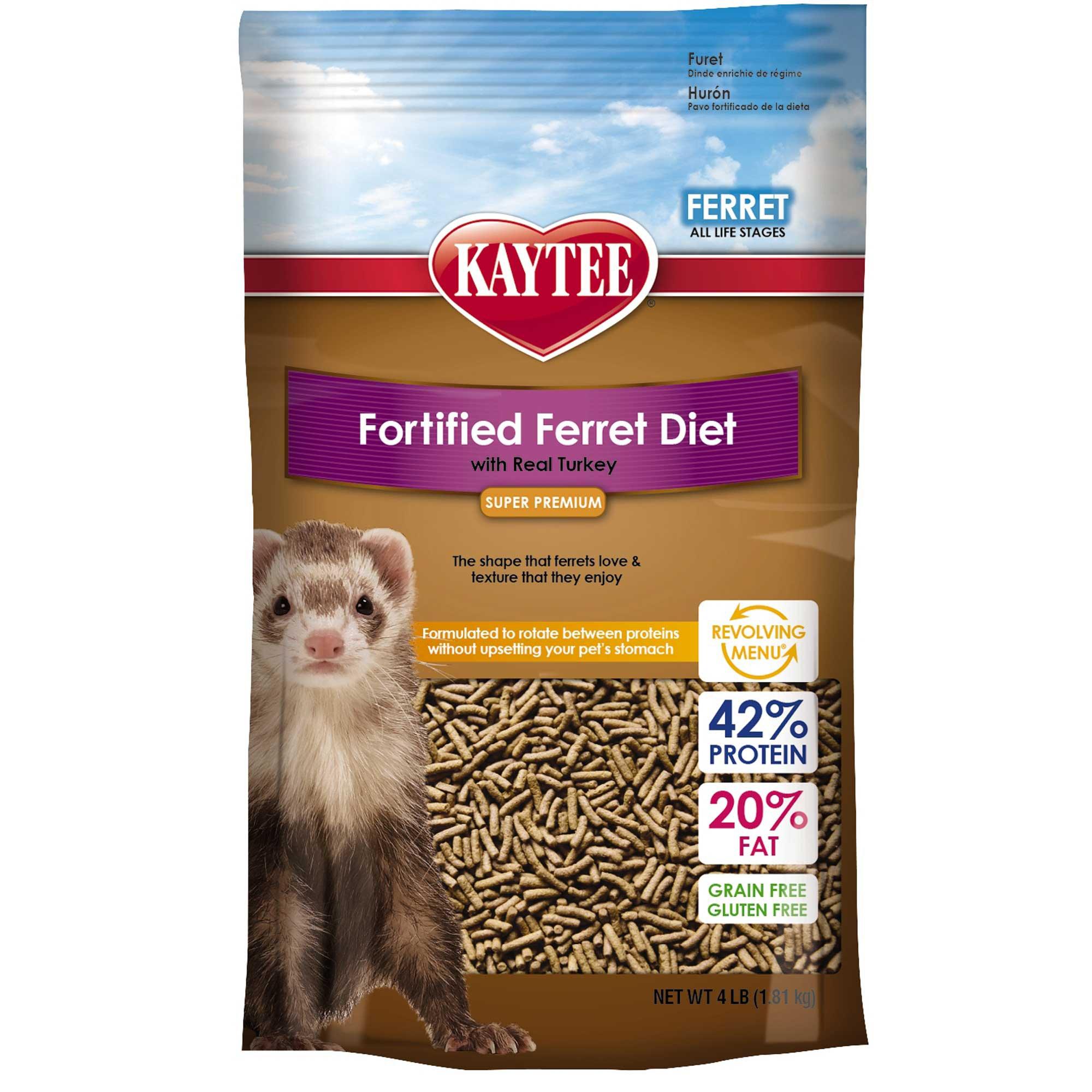 Kaytee Fortified Diet Turkey Ferret Food
