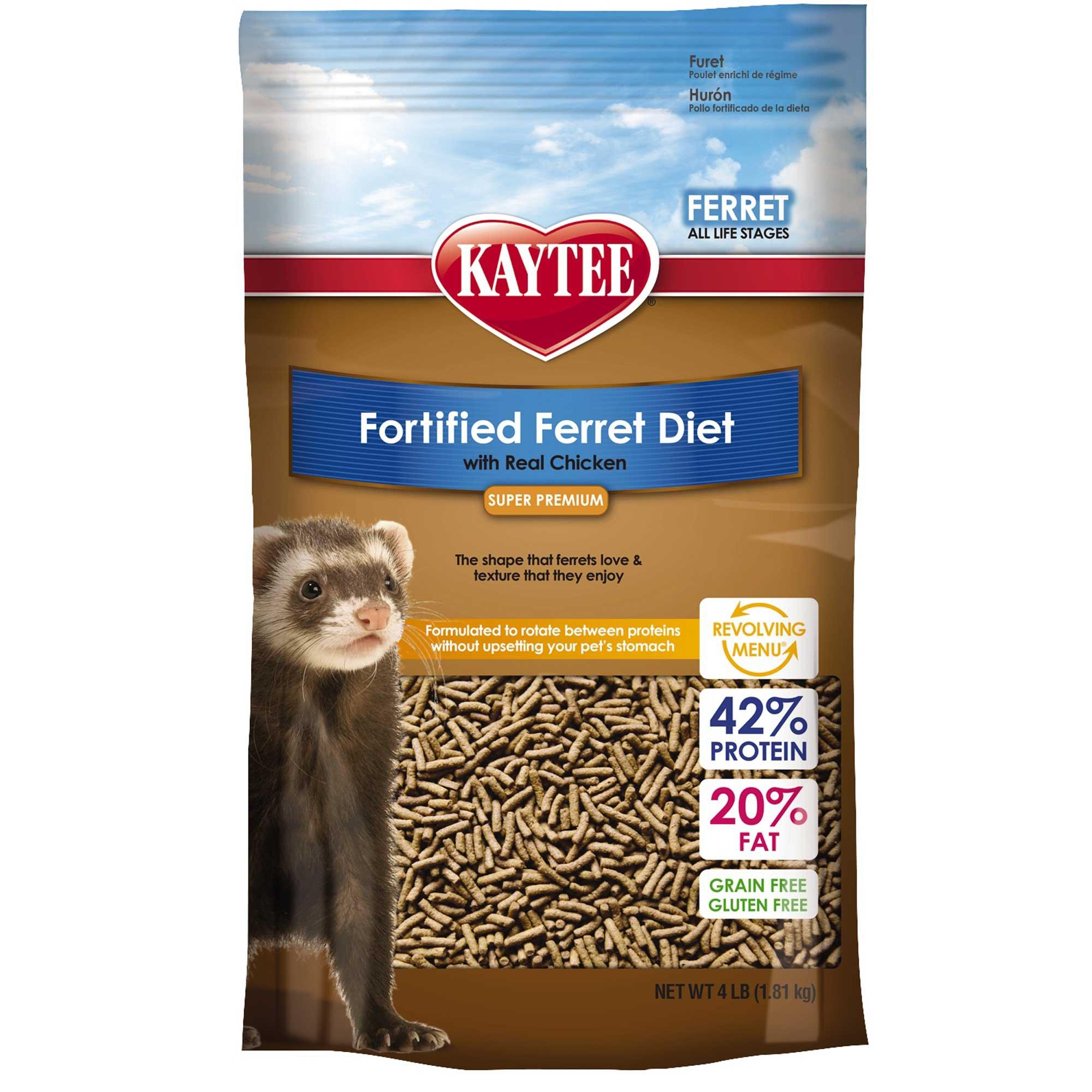 Kaytee Fortified Diet Chicken Ferret Food