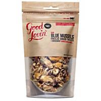 Good Lovin' Raw Freeze Dried Blue Mussels Cat Treats