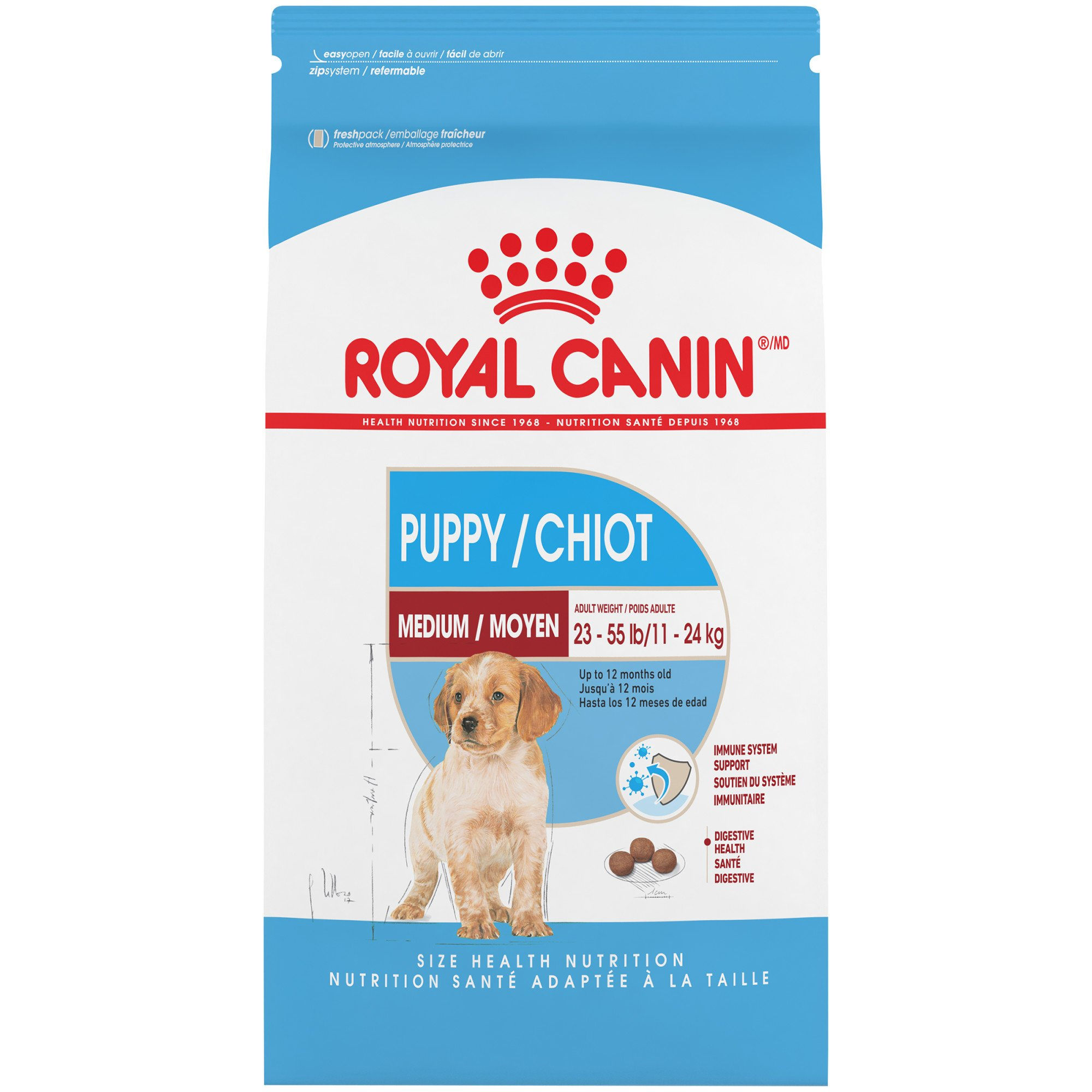 Royal Canin MEDIUM Puppy Food