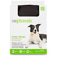 So Phresh Under Wraps Washable Male Dog Wrap