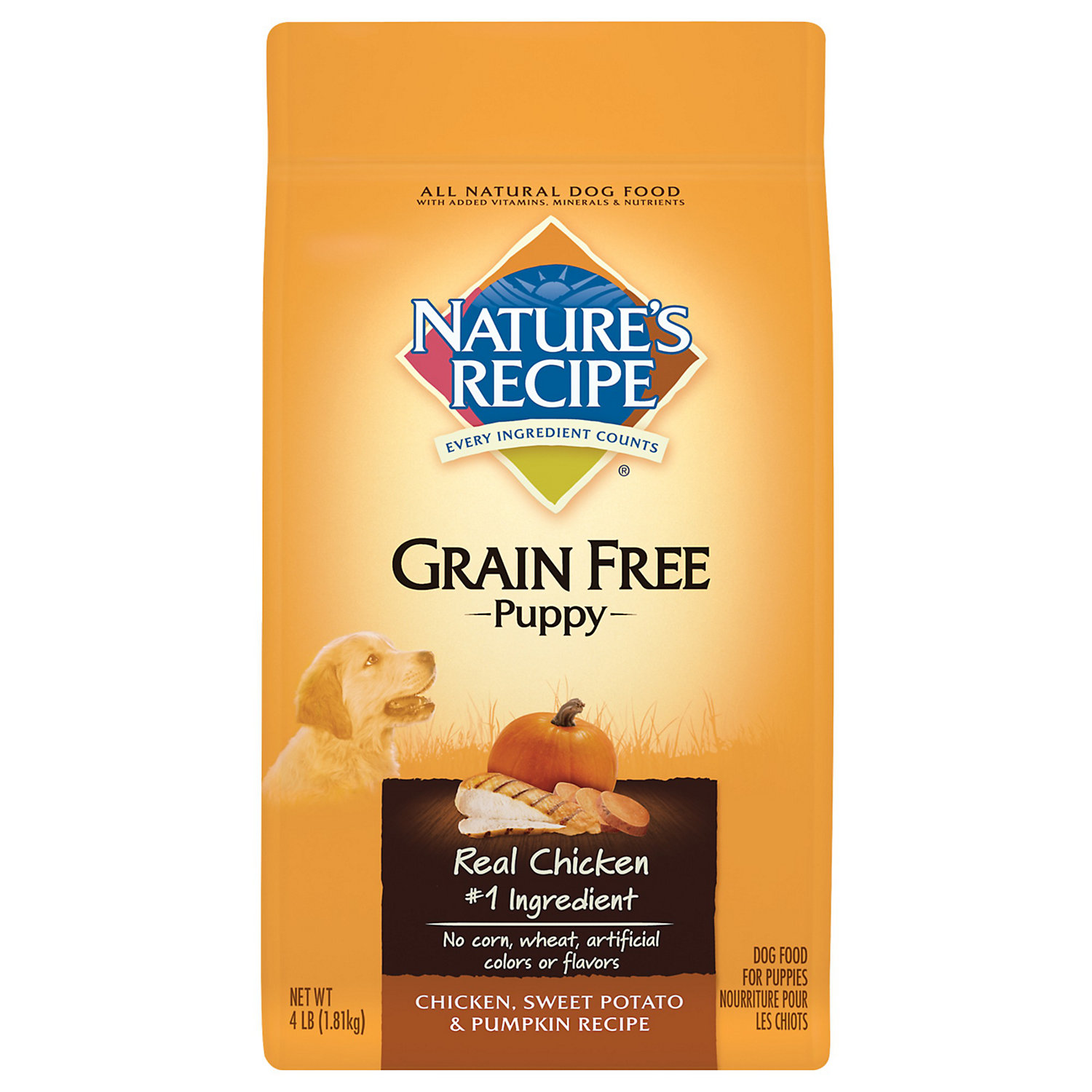 Nature S Recipe Large Breed Puppy Food