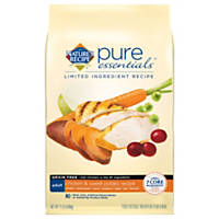 Nature's Recipe Pure Essentials Chicken & Sweet Potato Grain Free Adult Dog Food
