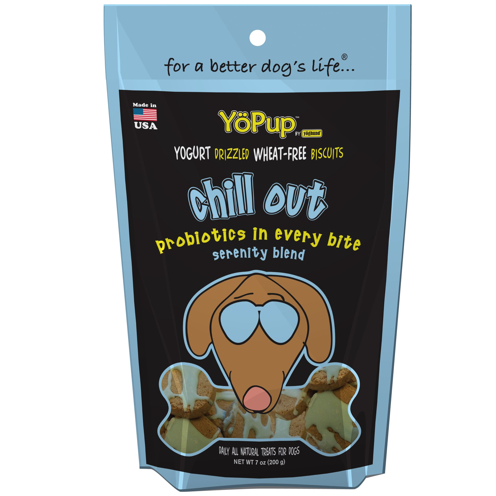 Yoghund YoPup Chill Out Dog Biscuits