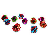 Leaps & Bounds Mylar Balls Cat Toys