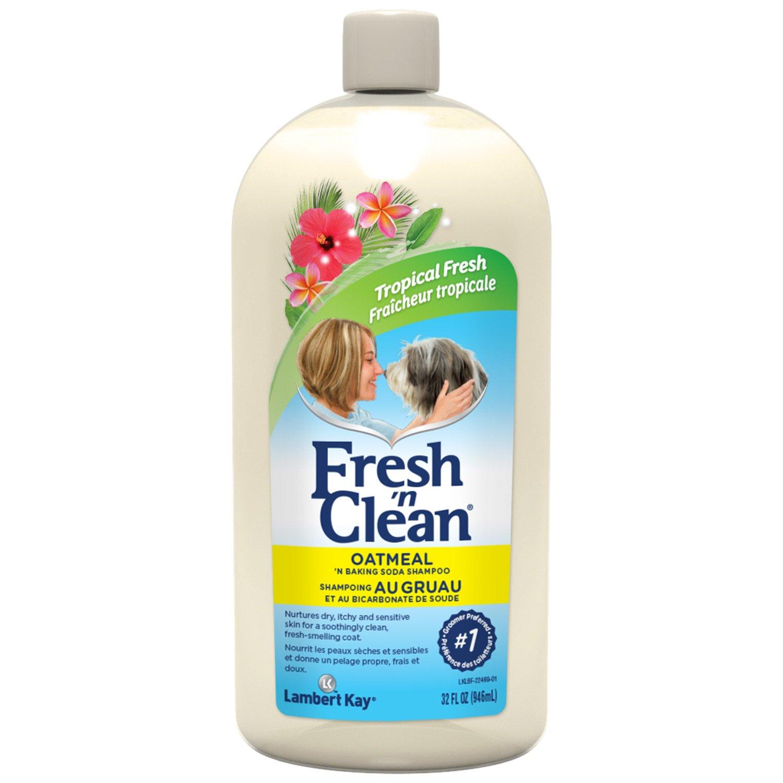 Fresh 'n Clean Oatmeal 'N Baking Soda Dog Shampoo