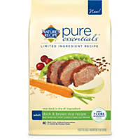 Nature's Recipe Pure Essentials Duck & Brown Rice Adult Dog Food