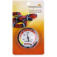 Imagitarium Round Thermometer Gauge