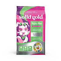 Solid Gold Lil' Boss Turkey & Vegetable Small Breed Dog Food