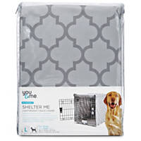 You & Me Shelter Me Lightweight Crate Cover