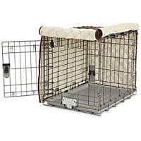 You & Me Quilted & Reversible Dog Crate Cover