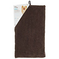 You & Me Supreme Slumbers Brown Orthopedic & Memory Foam Mat