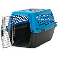You & Me Relaxing Refuge Blue Dog Kennel