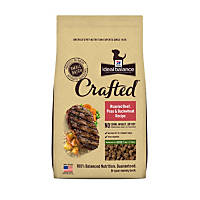 Hill's Ideal Balance Crafted Roasted Beef Peas & Buckwheat Adult Dog Food
