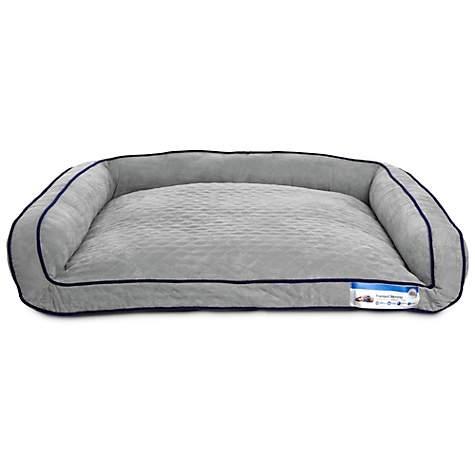 Tranquil Sleeper Memory Foam Dog Bed Petco