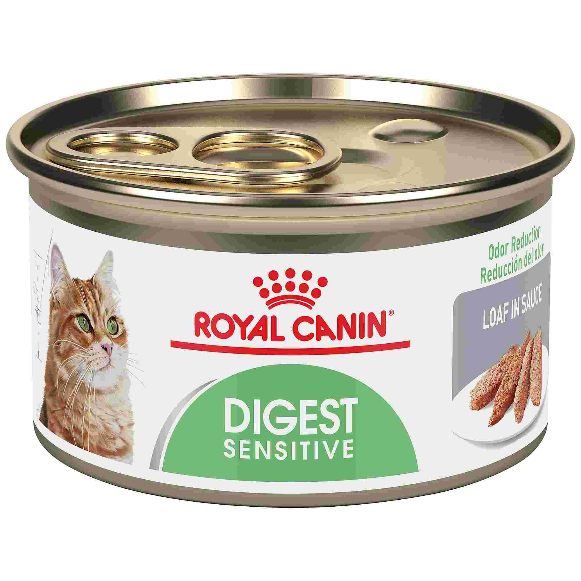 royal canin feline health nutrition digest sensitive loaf. Black Bedroom Furniture Sets. Home Design Ideas