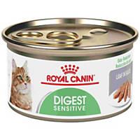 Royal Canin Feline Health Nutrition Digest Sensitive Loaf in Sauce Canned Cat Food