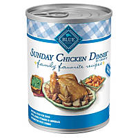Blue Buffalo Sunday Chicken Dinner Adult Canned Dog Food