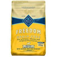 Blue Buffalo Freedom Grain Free Healthy Weight Chicken Recipe Dog Food