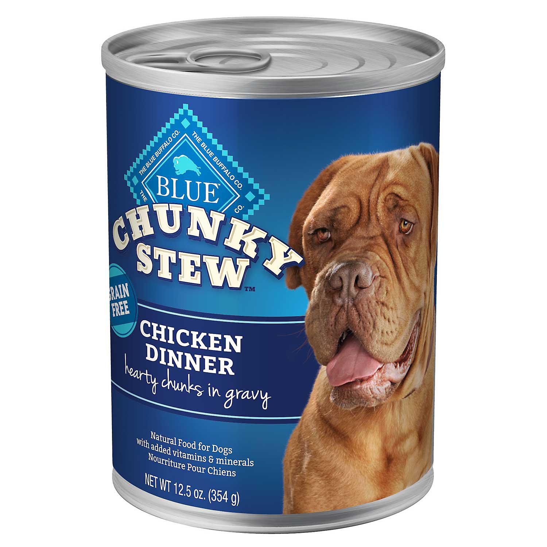 Blue Basic Turkey And Potato Dog Food