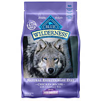Blue Buffalo Wilderness Grain Free Chicken Toy Breed Adult Dog Food