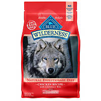 Blue Buffalo Wilderness Grain Free Chicken Small Breed Healthy Weight Adult Dry Dog Food