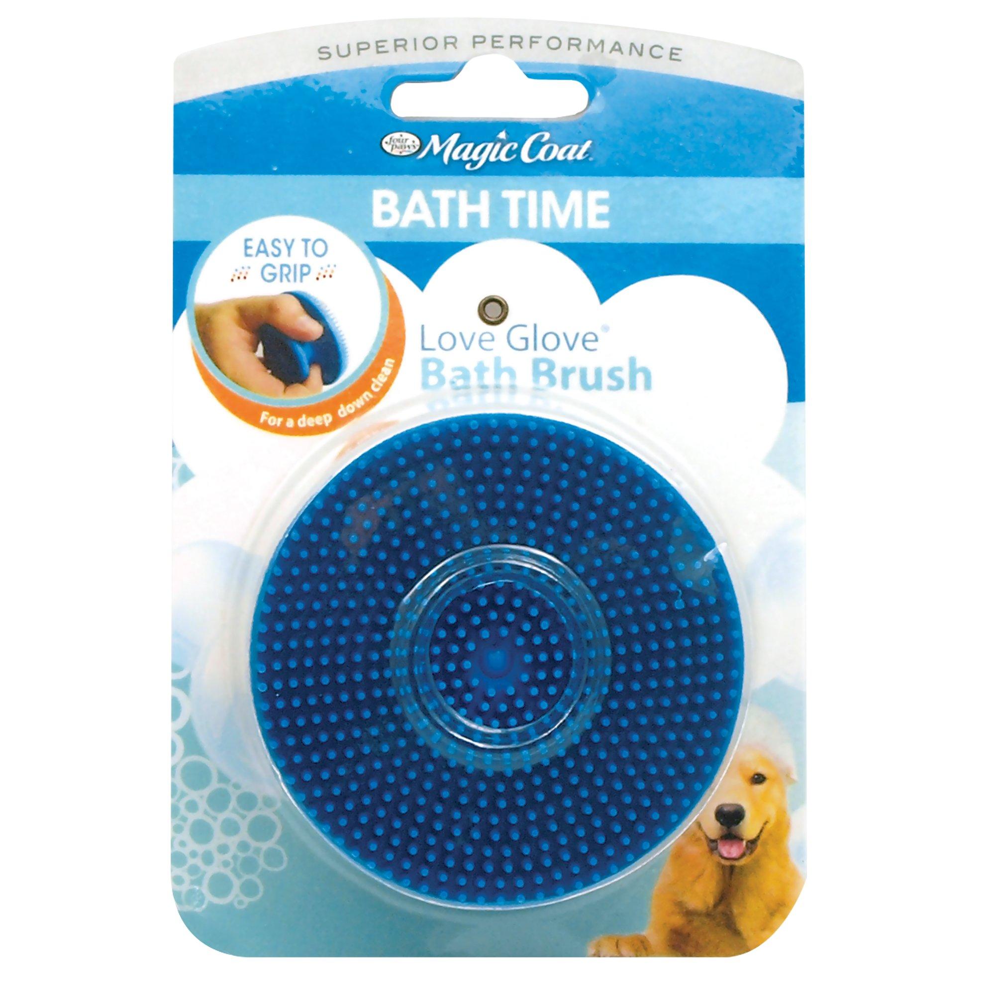 Magic Coat Love Glove Bath Brush