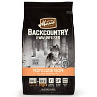 Merrick Backcountry Grain Free Raw Infused Pacific Catch Adult Dog Food