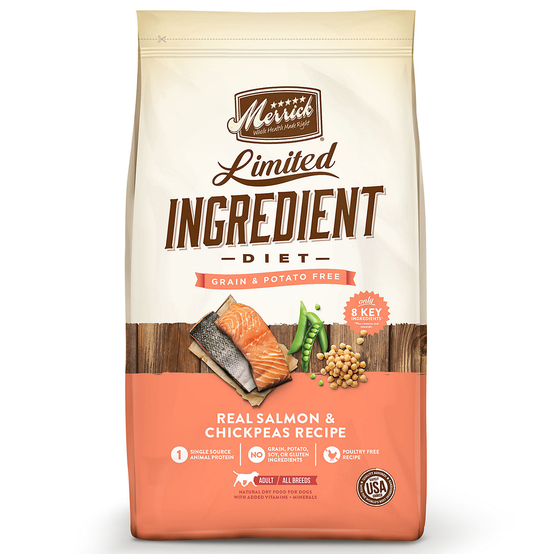 Merrick Limited Ingredient Diet Grain Free Salmon & Sweet Po